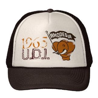 RHODESIA VINTAGE 1965 HAT