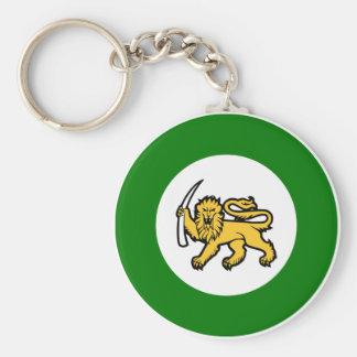 Rhodesian Air Force Key Ring