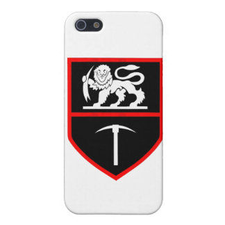 Rhodesian Army Insignia iPhone 5 case