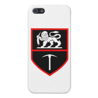 Rhodesian Army Insignia iPhone 5C case
