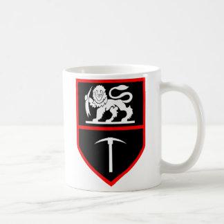 Rhodesian Army Insignia mug