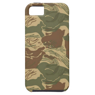 Rhodesian Camo Tough iPhone 5 Case