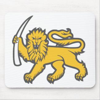 Rhodesian Lion Mouse Mat