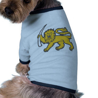Rhodesian Lion Pet Clothes