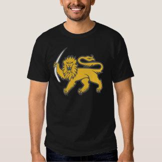 Rhodesian Lion Tees
