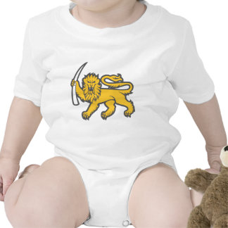 Rhodesian Lion Tshirt