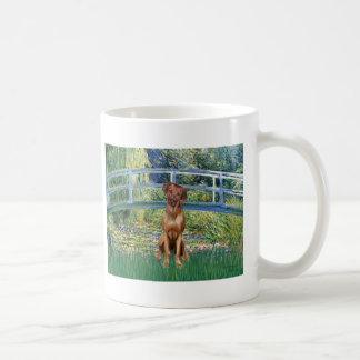 Rhodesian Ridgeback 1 - Bridge Basic White Mug