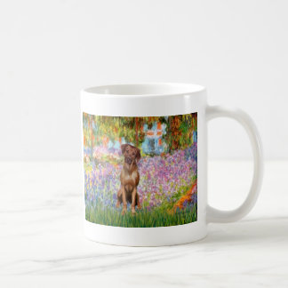 Rhodesian Ridgeback 1 - Garden Basic White Mug
