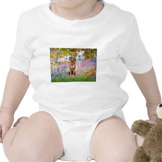 Rhodesian Ridgeback 1 - Garden Tee Shirts