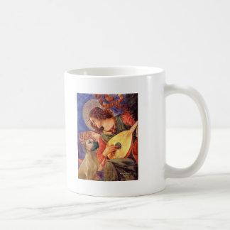 Rhodesian Ridgeback 2 - Mandolin Angel Basic White Mug