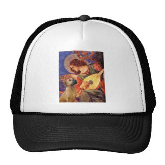 Rhodesian Ridgeback 2 - Mandolin Angel Hat