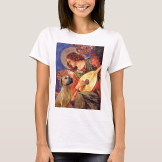 Rhodesian Ridgeback 2 - Mandolin Angel T-Shirt