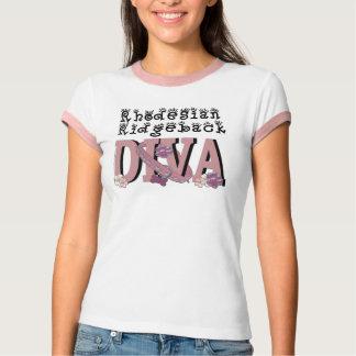 Rhodesian Ridgeback DIVA T-Shirt