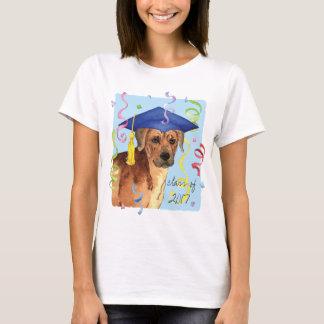 Rhodesian Ridgeback Graduate T-Shirt