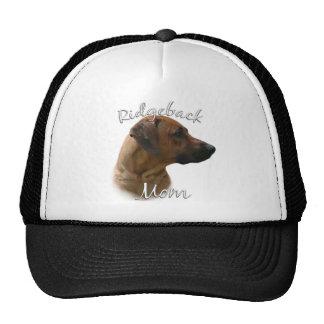 Rhodesian Ridgeback Mom 2 Mesh Hat