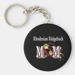 Rhodesian Ridgeback MOM Gifts Key Chains