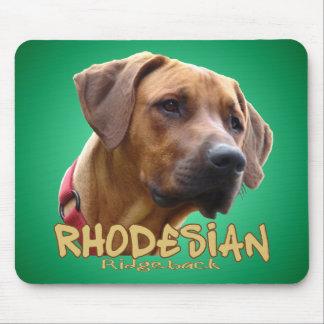Rhodesian Ridgeback Mouse Pad