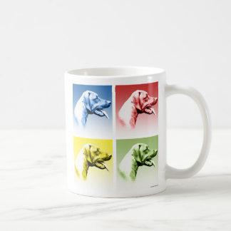 Rhodesian Ridgeback Pop Art Mug
