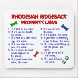 RHODESIAN RIDGEBACK Property Laws 2