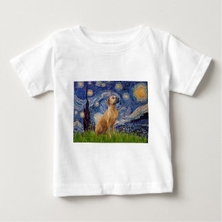 RhodesianRidgeback 2 - Starry Night T Shirt