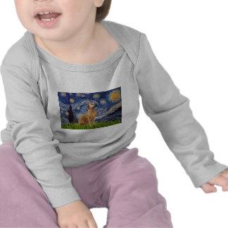 RhodesianRidgeback 2 - Starry Night Tee Shirts