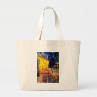 RhodesianRidgeback 2 - Terrace Cafe Canvas Bag