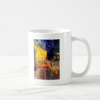 RhodesianRidgeback 2 - Terrace Cafe Basic White Mug