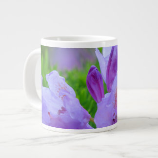Rhododendron After the Rain Extra Large Mugs