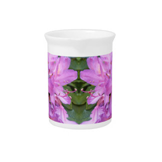 Rhododendron Flower Pitcher