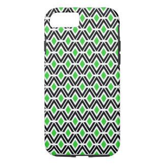 rhombus geometric diamond pattern texture abstract iPhone 7 case