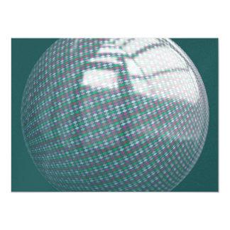 Rhombus pattern ball announcements