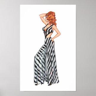 Rhonda Print