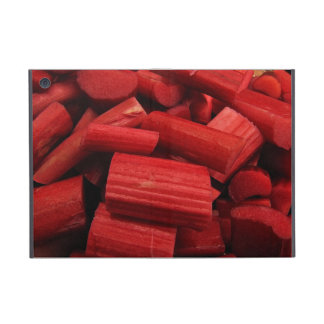 Rhubarb Abstract iPad Mini Case