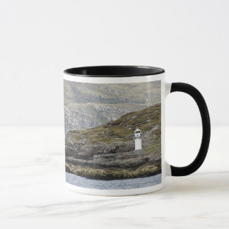 Rhue Lighthouse Along The Coast Mug