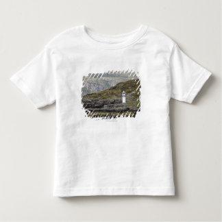 Rhue Lighthouse Along The Coast Toddler T-Shirt