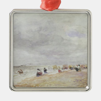Rhyl Sands Christmas Ornament
