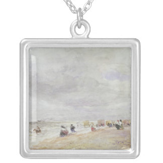 Rhyl Sands Silver Plated Necklace