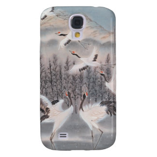 Rhythm of Winter Galaxy S4 Case