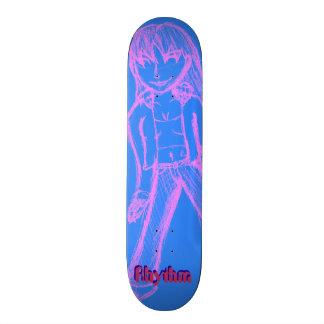 Rhythm Yumi (Minimalistic) Skate Decks