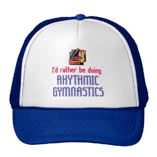 Rhythmic Gymnast Rather Cap