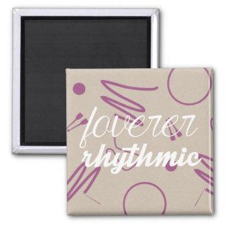 Rhythmic Gymnastic Magnet