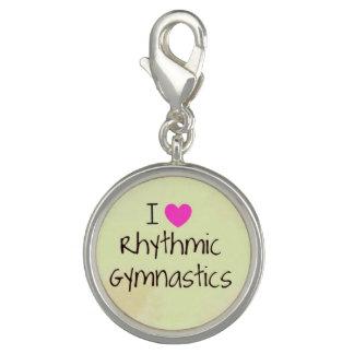 Rhythmic Gymnastics charm