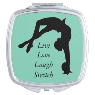 Rhythmic gymnastics gifts gymnastic mirrors