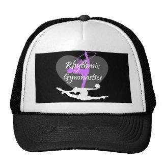 Rhythmic Gymnastics Trucker Hats