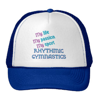 Rhythmic Gymnastics Life, Passion, Sport Cap
