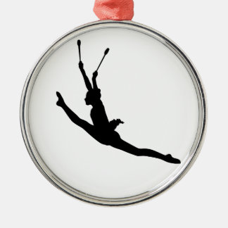 Rhythmic Gymnastics Ornament
