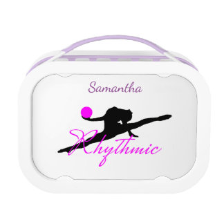 Rhythmic Gymnastics Yubo lunchbox