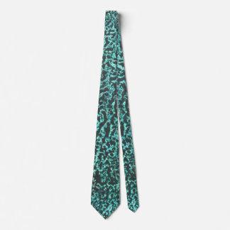 Rhythms in Green Tie