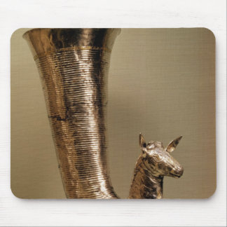 Rhyton in the form of an ibex, from Iran Mouse Mat
