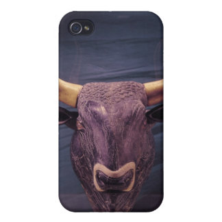 Rhyton in the shape of a bull's head, iPhone 4/4S case